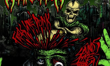 "Aggression released a lyric video for ""Tales of Terror"""