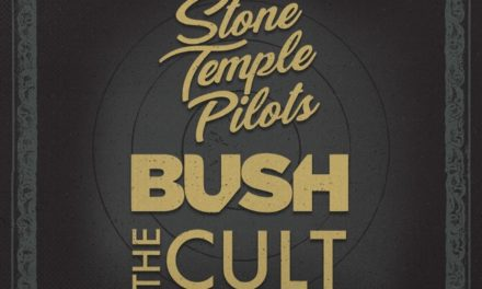Stone Temple Pilots, Bush, and The Cult announced a tour together