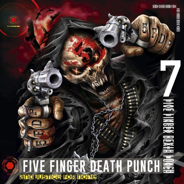 "Five Finger Death Punch – ""And Justice For None"""