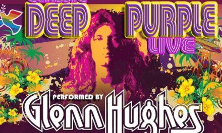 Glenn Hughes announced a tour dedicated to his Deep Purple era