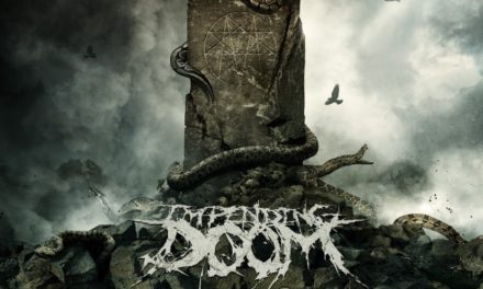 "Impending Doom released a video for ""Paved With Bones"""