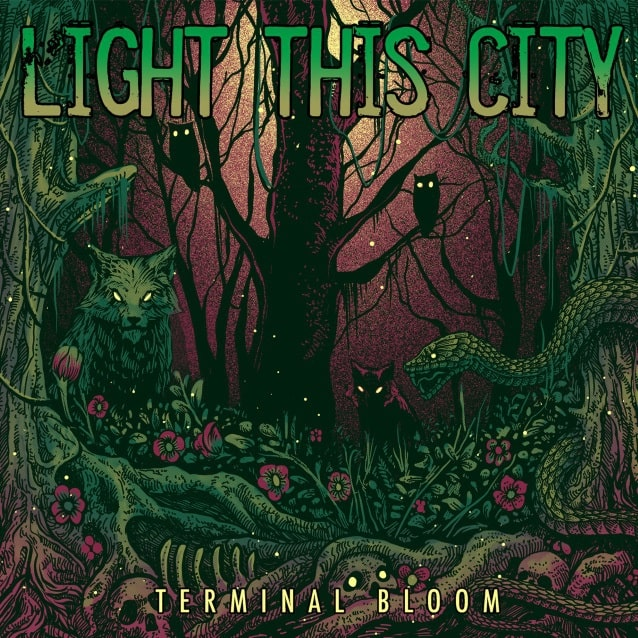 """Light This City released a video for """"Agents of Fate"""""""