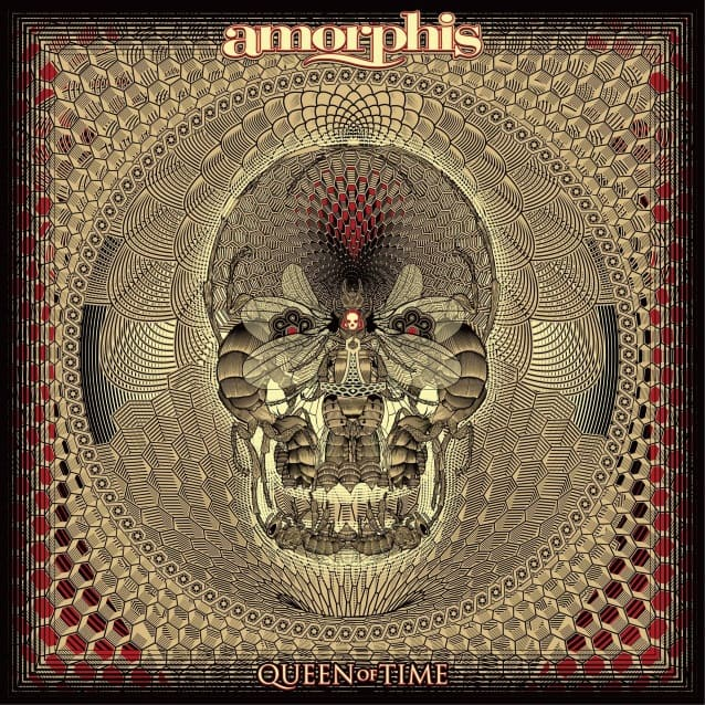 "AMORPHIS releases lyric video for their new single ""The Bee"""