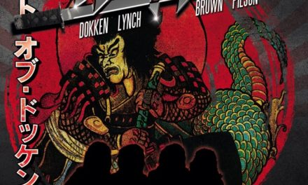 "Dokken releases video for their newest single ""It's Just Another Day""."