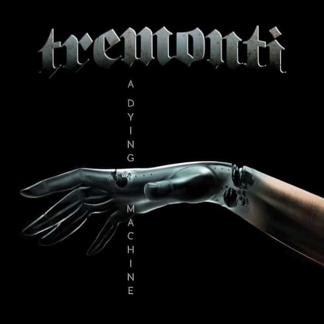 "Tremonti released a lyric video for ""Bringer of War"""