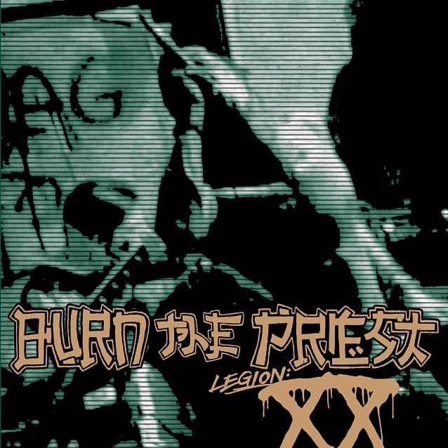 "Lamb of God (Burn the Priest) released their cover of Big Black's ""Kerosene"""
