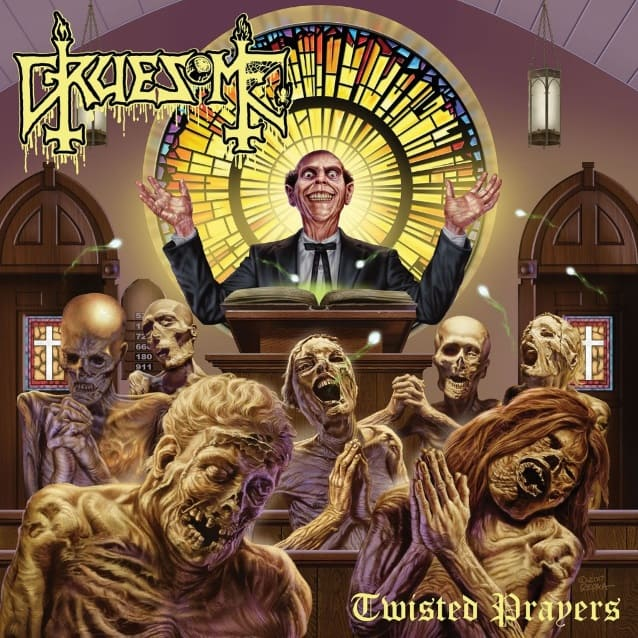 "Gruesome released a video for ""Fatal Illusions"""
