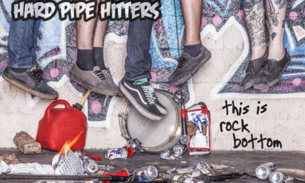 "Hard Pipe Hitters released a video for ""Ministry of Truth"""