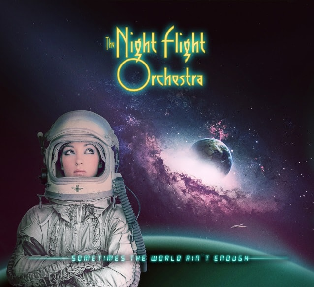 """The Night Flight Orchestra released a video for """"Lovers in the Rain"""""""
