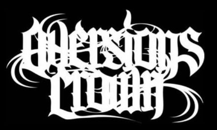 "Aversions Crown released a visualizer video for ""The Breeding Process"""