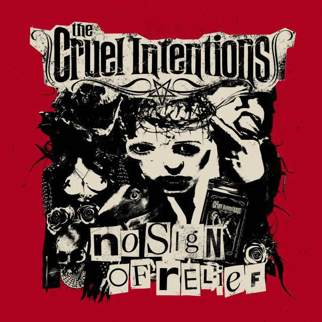 "The Cruel Intentions released a video for ""Reckoning"""
