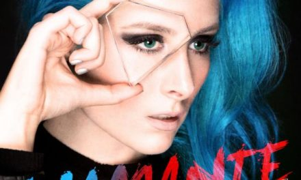 """Diamante released a video for """"Haunted"""" and """"I'm Sorry"""""""