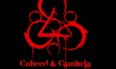 "Coheed and Cambria released the song ""The Dark Sentencer"""