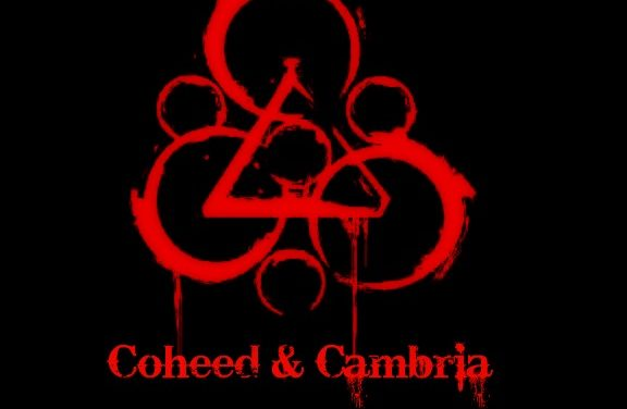 """Coheed and Cambria released the song """"The Dark Sentencer"""""""