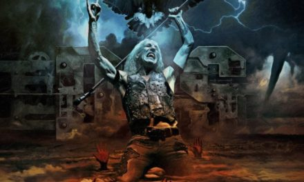 "Dee Snider released a video for ""Become the Storm"""
