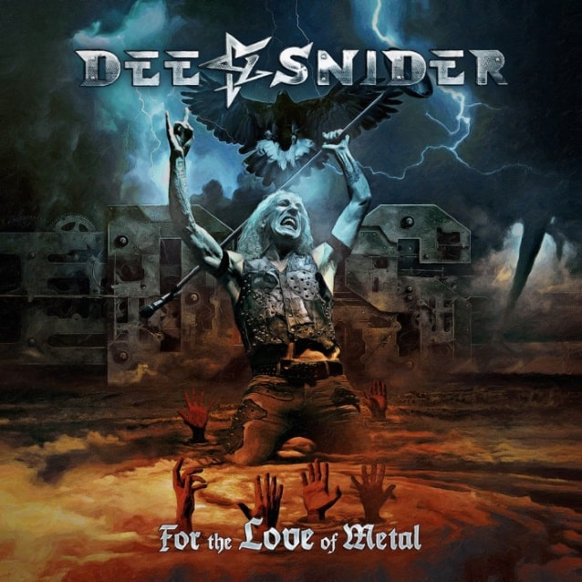 """Dee Snider released a video for """"Become the Storm"""""""
