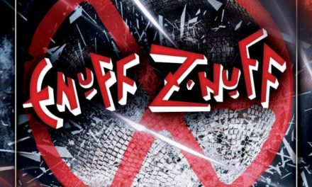 "Enuff Z' Nuff released the song ""Metalheart"""