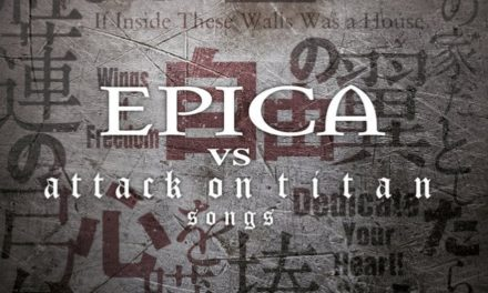 """Epica released the song """"Crimson Bow and Arrow"""""""