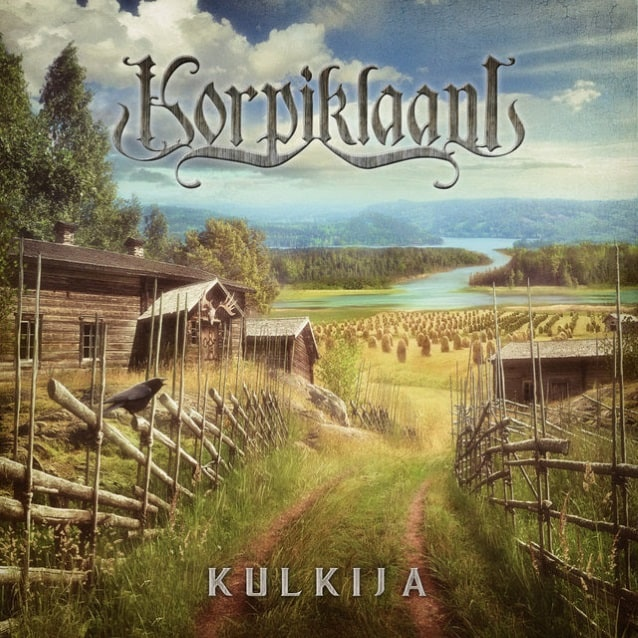 "Korpiklaani released a lyric video for ""Kotikonnut"""