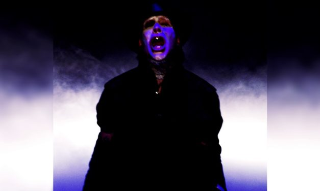 "Marilyn Manson released a video of his cover of Gerard McMahon's ""Cry Little Sister"""
