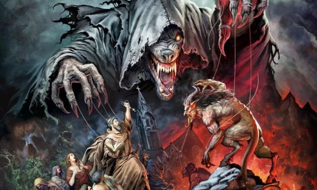 """Powerwolf released a video for """"The Sacrament of Sin"""""""