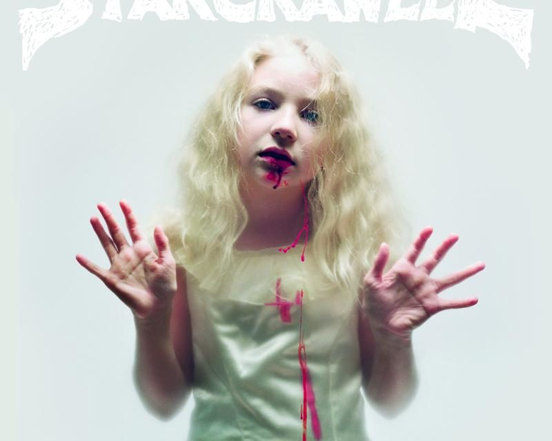 "Starcrawler released a video for ""Chicken Woman"""