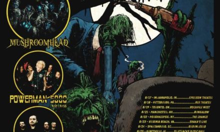 The Summer of Screams tour dates feat. Mushroomhead, Powerman 5000, The Browning, Psychostick, Kissing Candice, Unsaid Fate, Voodoo Terror Tribe, and Earth Caller