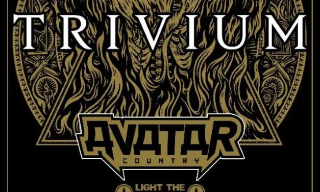 Trivium announced a tour with Avatar and Light the Torch