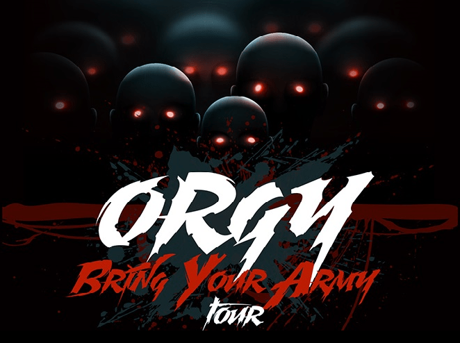 Orgy announced a tour