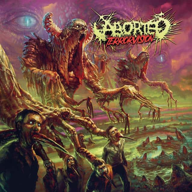 "Aborted released a video for ""Squalor Opera"""