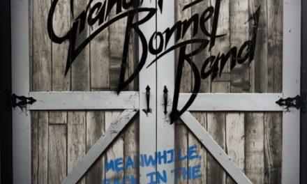 "Graham Bonnet Band released the songs ""Sea of Trees"" and ""Meanwhile, Back in the Garage"""