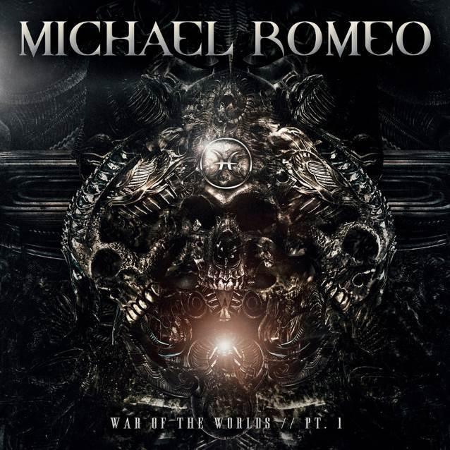 "Michael Romeo released lyric videos for ""Djinn"" and ""Black"""