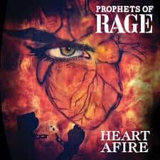 "Prophets of Rage released the song ""Heart Afire"""