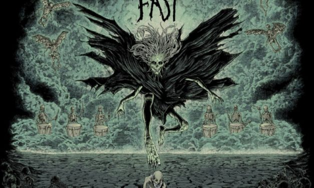 """Black Fast released the song """"Husk"""""""