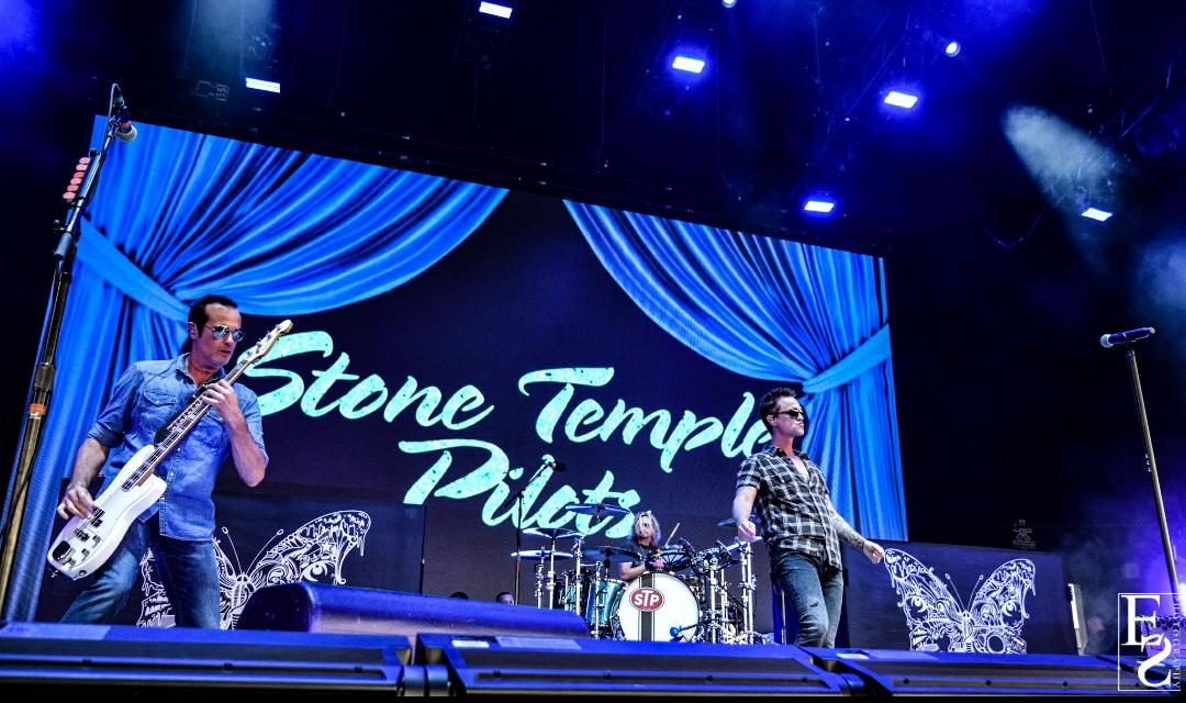 Stone Temple Pilots @ Keybank Pavilion in PA