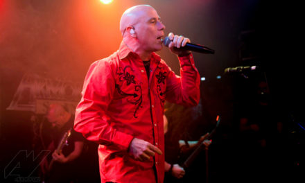 Armored Saint w/ Act of Defiance Live @ Vamp'D Las Vegas
