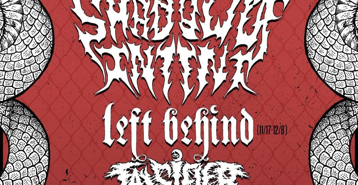 Spite announced a tour w/ Shadow of Intent, Depths of Hatred, Falsifier, Left Behind, and Orthodox