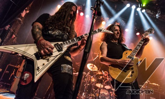 Metal Allegiance w/ Venom Inc. @ Gramercy Theater in NYC