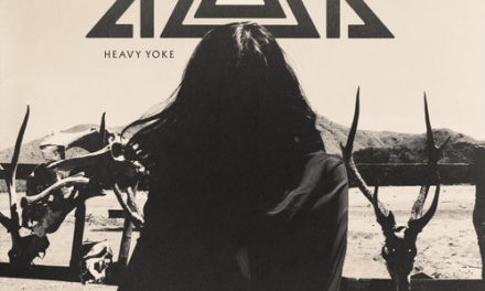 """Azusa released the song """"Heavy Yoke"""""""