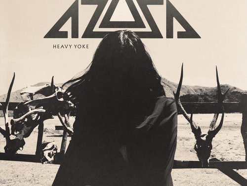 "Azusa released the song ""Heavy Yoke"""