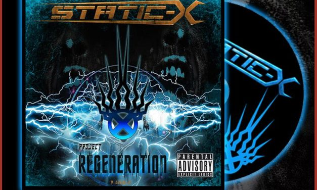 "Static-X announce new album ""Project Regeneration"", and plans for 20th anniversary tour for ""Wisconsin Death Trip"""