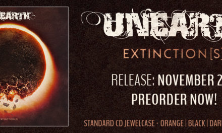 """Unearth released a lyric video for """"Survivalist"""""""