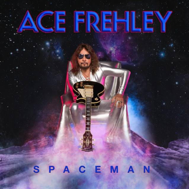 "Ace Frehley released a video for ""Rockin' With the Boys"""