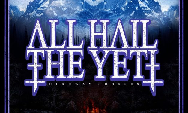 "All Hail The Yeti released a video for ""The Nuclear Dust"""