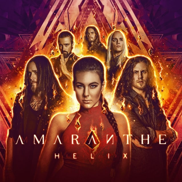 """Amaranthe released a lyric video for """"Inferno"""""""