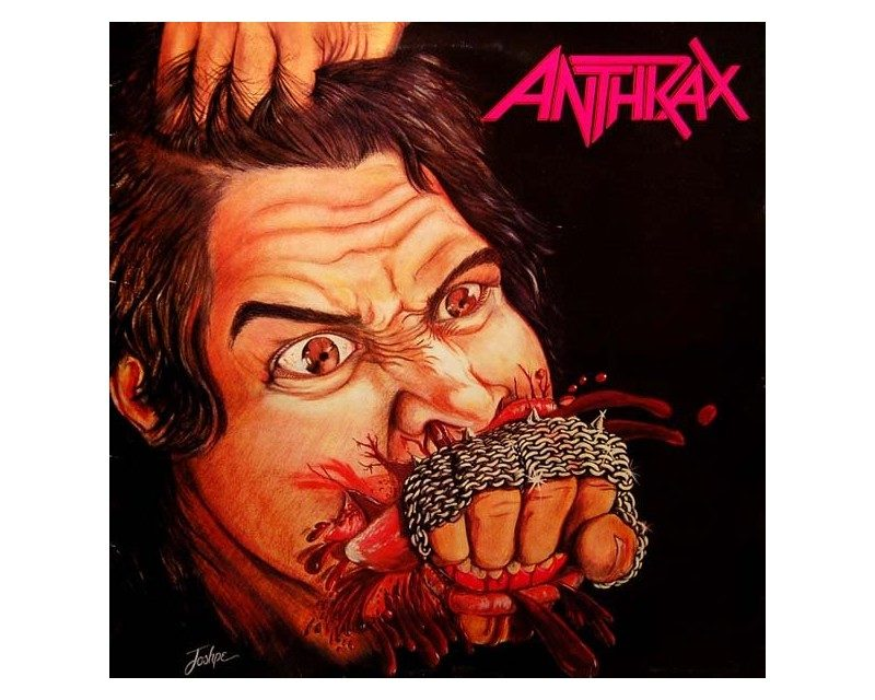 "Retrospective Review: Anthrax – ""Fistful of Metal"""
