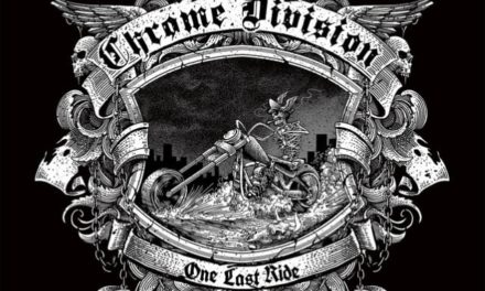"""Chrome Division released a lyric video for """"Walk Away in Shame"""""""