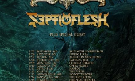 Ensiferum announced a tour with Septicflesh