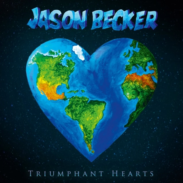 "Jason Becker released a video for ""Valley of Fire"""