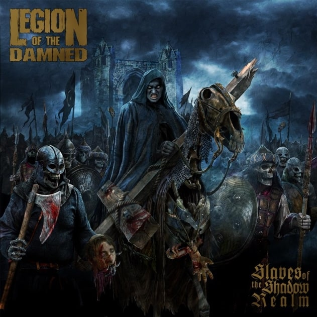 "Legion of the Damned released a lyric video for ""The Widow's Breed"""